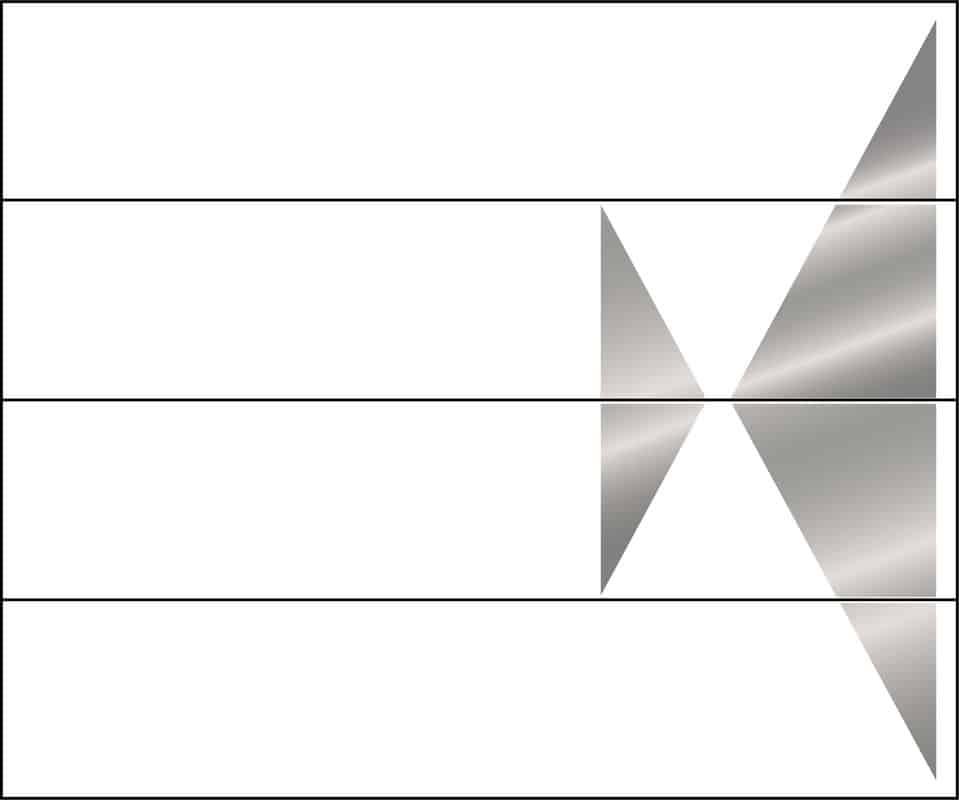 Décor axiale