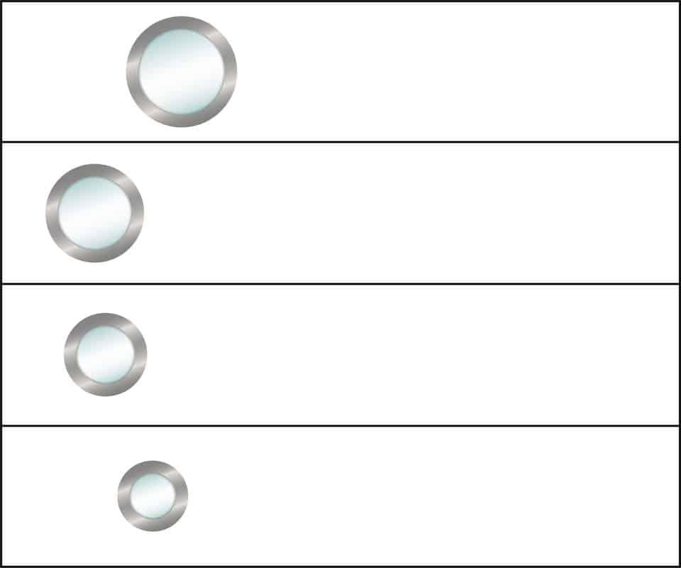 Décor bulles