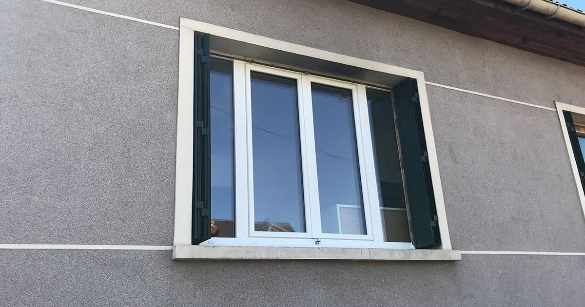 mpo fenêtres drancy fenêtre en pvc blanc ouverture à la française 1