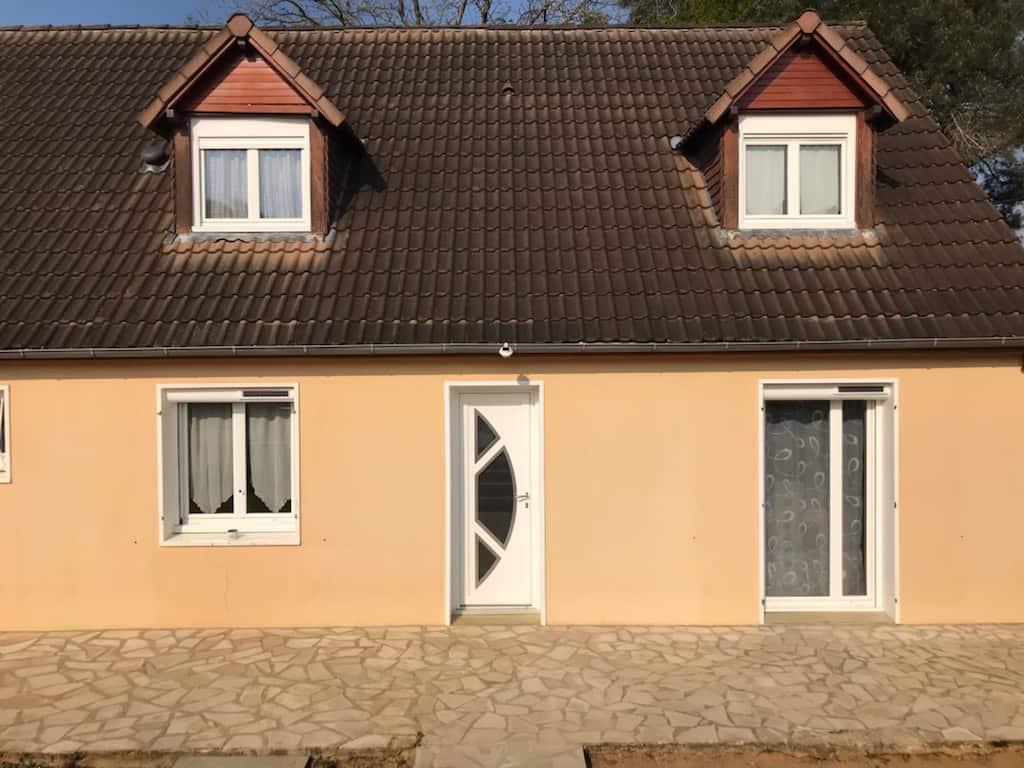 mpo fenetres le mans breil sur merize reno maison pvc blanc + vr solaires