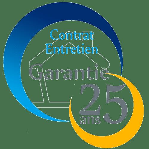 New Logo Garantie 25ans Bis