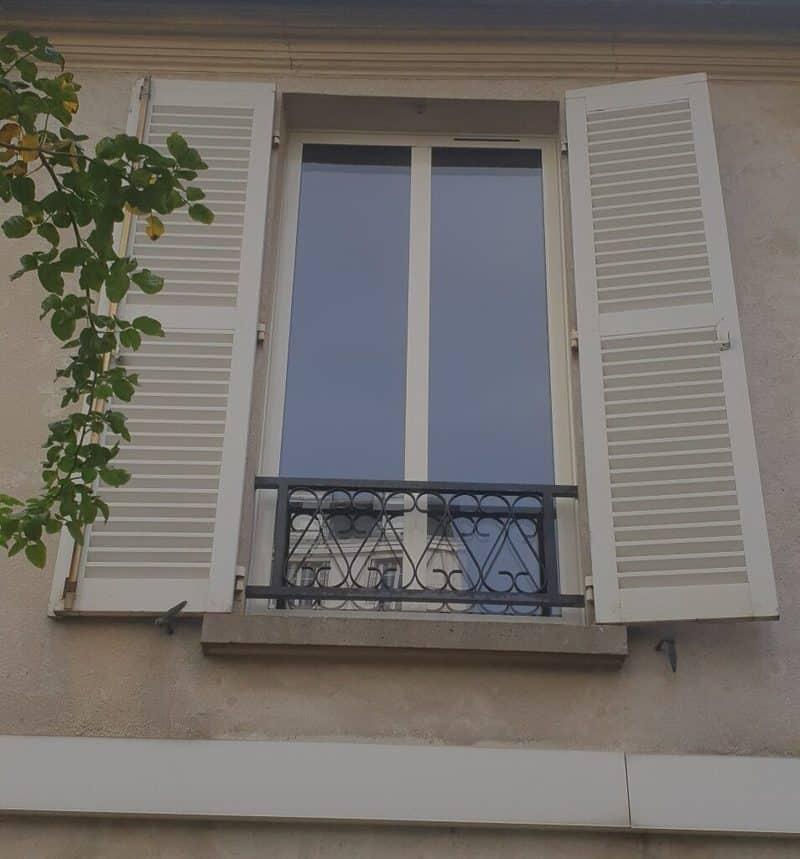 MPO Fenêtres Fenêtres sur-mesure en aluminium blanc