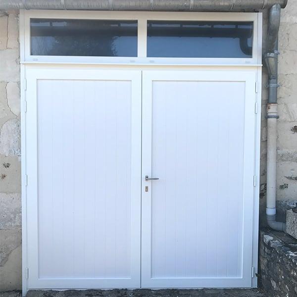 Porte De Garage 4