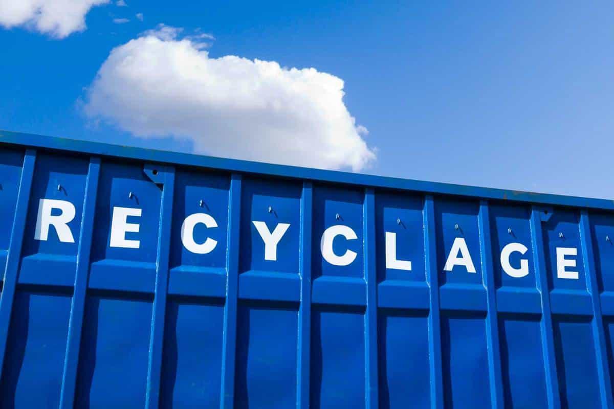 recycling business prqdugm