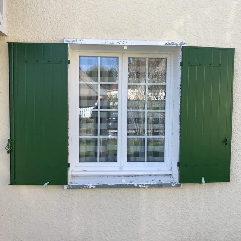 mpo fenêtres volets battants alu