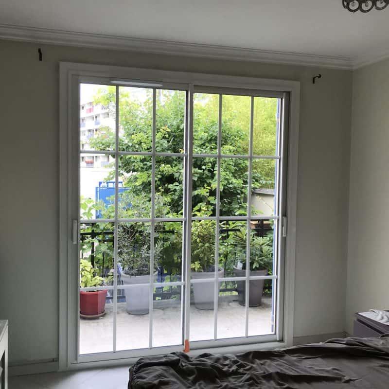 mpo fenetres baie vitree coulissante sur mesure