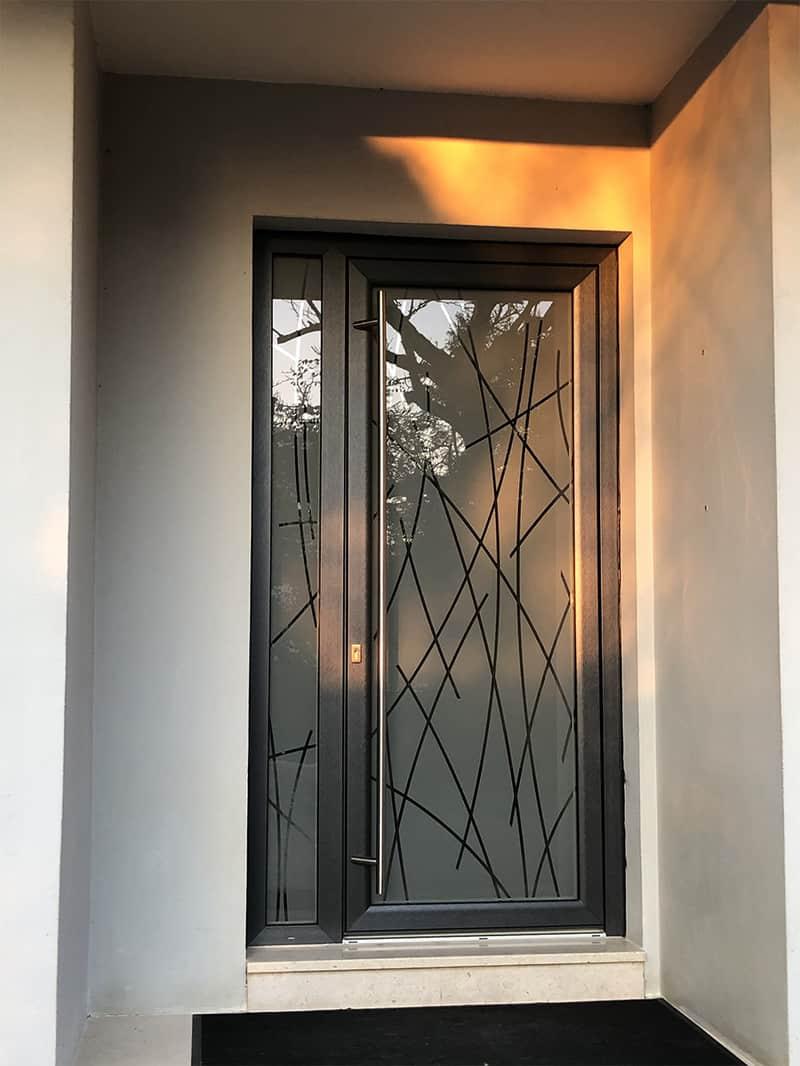 mpo fenetres porte d'entree vitree pvc sur mesure