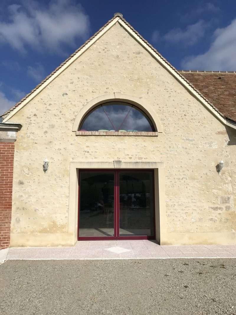 mpo fenêtres baies vitrées alu rouge 3