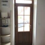 mpo fenêtres porte d'entrée en pvc effet bois 2