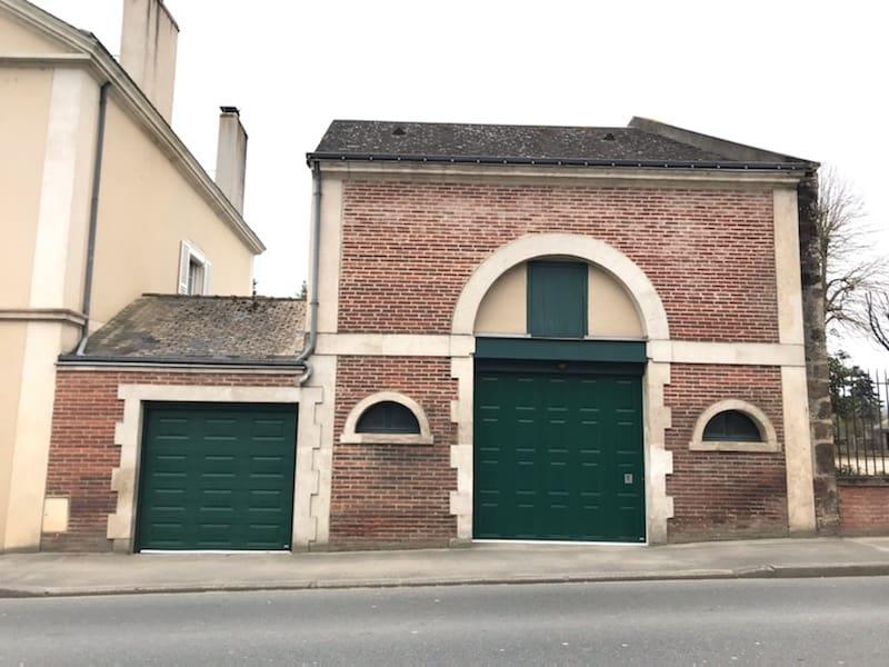 mpo fenêtres portes de garage vertes