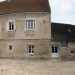 mpo fenêtres rénovation d'un château 2