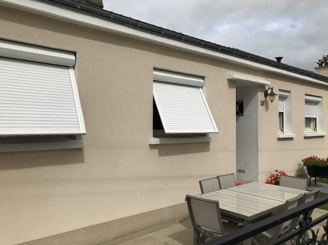 mpo fenêtres volets roulants à projection 3
