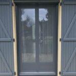 porte d'entrée et fenêtres gris anthracite 4