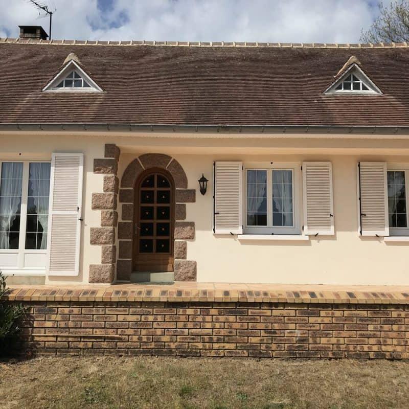 mpo fenêtres fenêtres et portes fenêtres pvc blanc