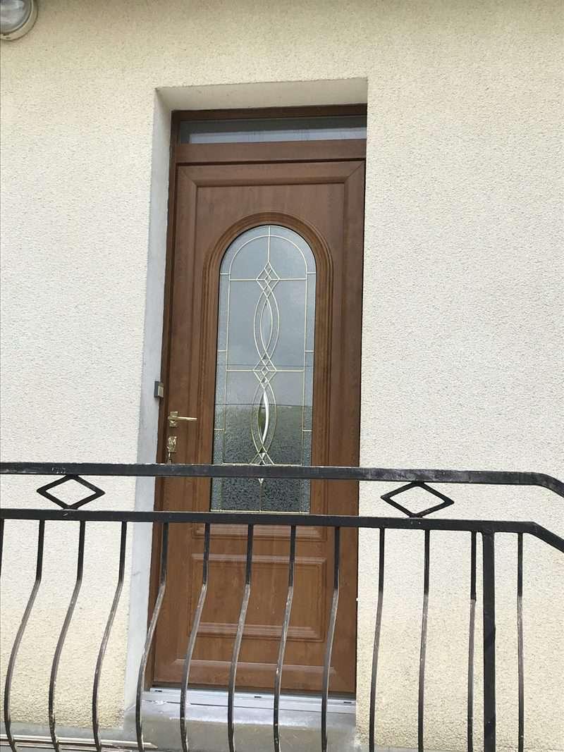 mpo fenêtres porte d'entrée pvc effet bois 1