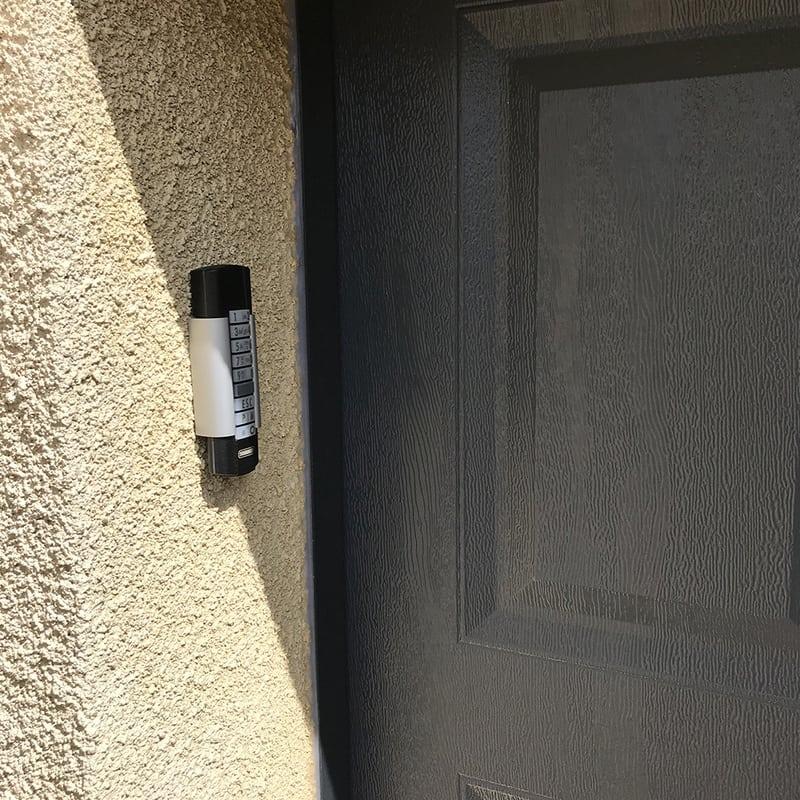 mpo fenêtres porte de garage gris 2