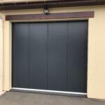 mpo fenêtres porte de garage gris anthracite