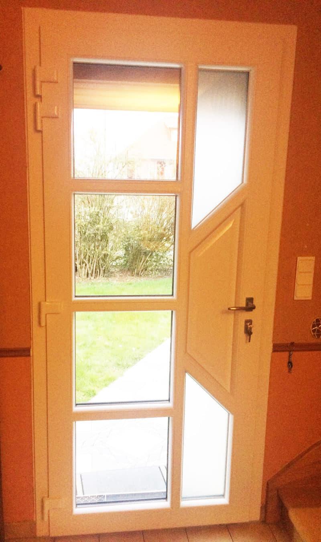 mpo fenêtres porte d'entrée pvc bleu 2