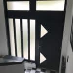 mpo fenêtres porte d'entrée pvc noire 2