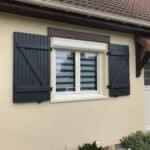 mpo fenêtres fenêtres porte d'entrée et volets pvc blanc 5