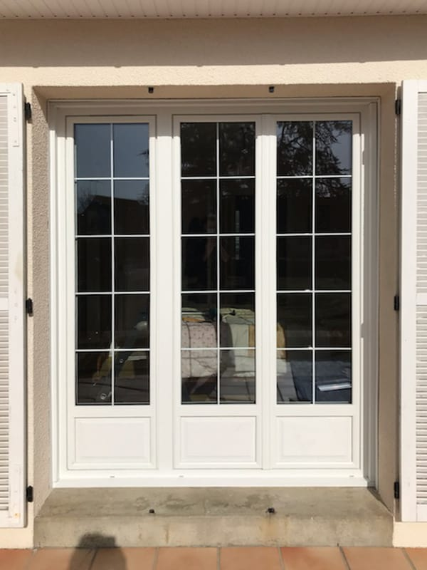 mpo fenêtres menuiseries pvc blanc