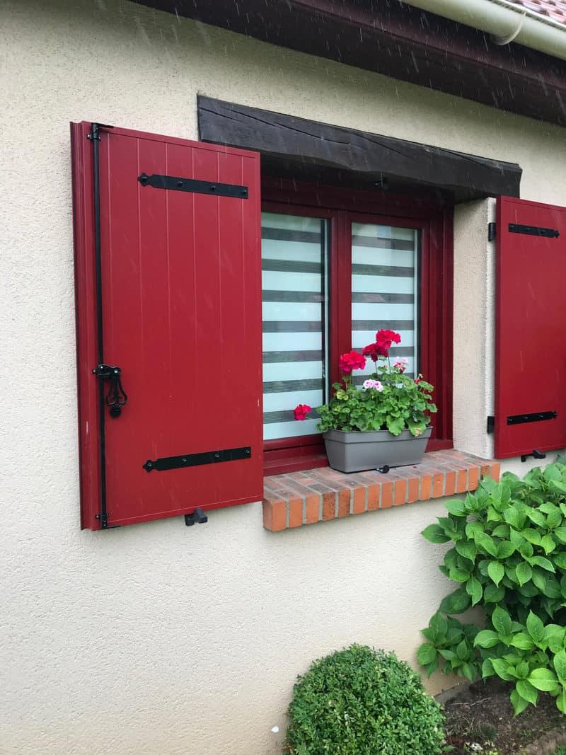 mpo fenêtres menuiseries rouges sur mesure 2