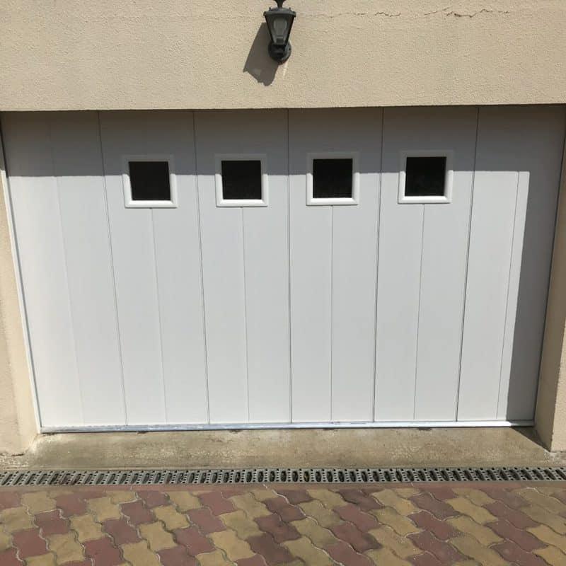 mpo fenêtres porte de garage