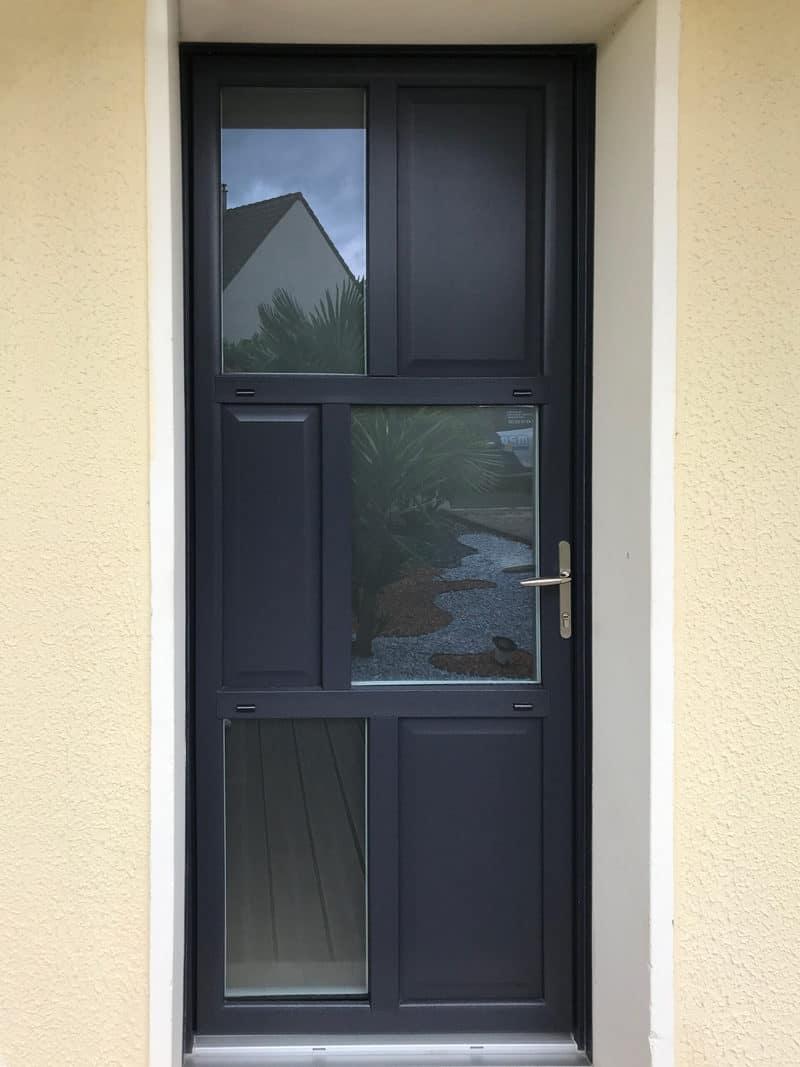 mpo fenêtres porte d'entrée sur mesure en pvc 1