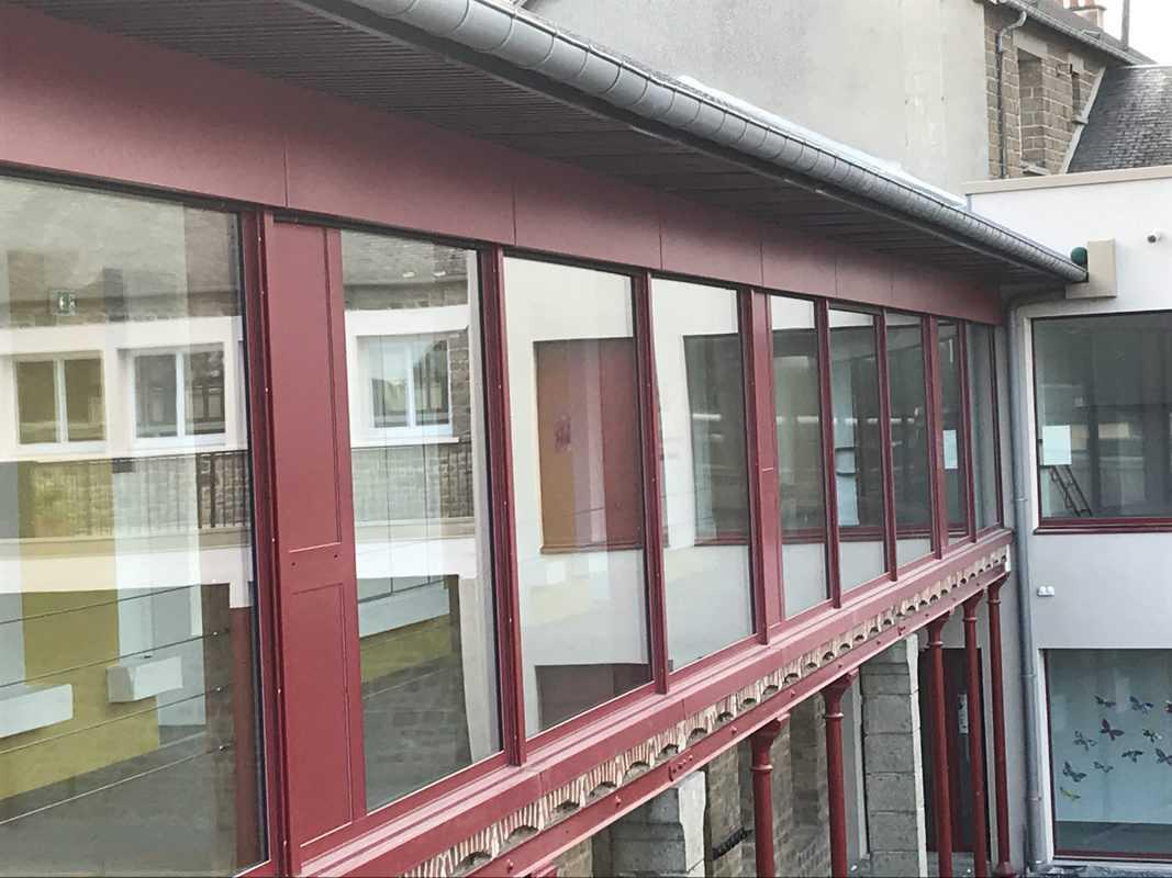mpo fenêtres grands comptes renovation ecole sevigne flers 6